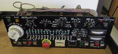 Fanuc Operator Control Panelw Board A16b-2200-070004a Kitamura Mycenter H400