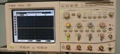 Keysight Agilent Hp 54825a Infiniium Oscilloscope - 2 Gsas 500mhz 4 Ch Opt 200