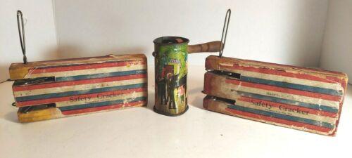 Antique Noise Makers
