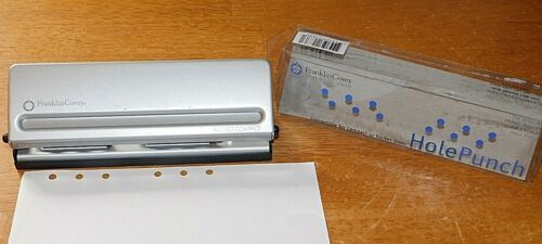 Franklin Covey Pocket/Compact Planner Adjustable 6-hole Punch