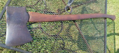 Antique Axe B&O Railroad Jersey Pattern With Handle 6 lbs 7 oz