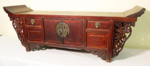 Antique Chinese Altar Cabinet (5202), Circa 1800-1849
