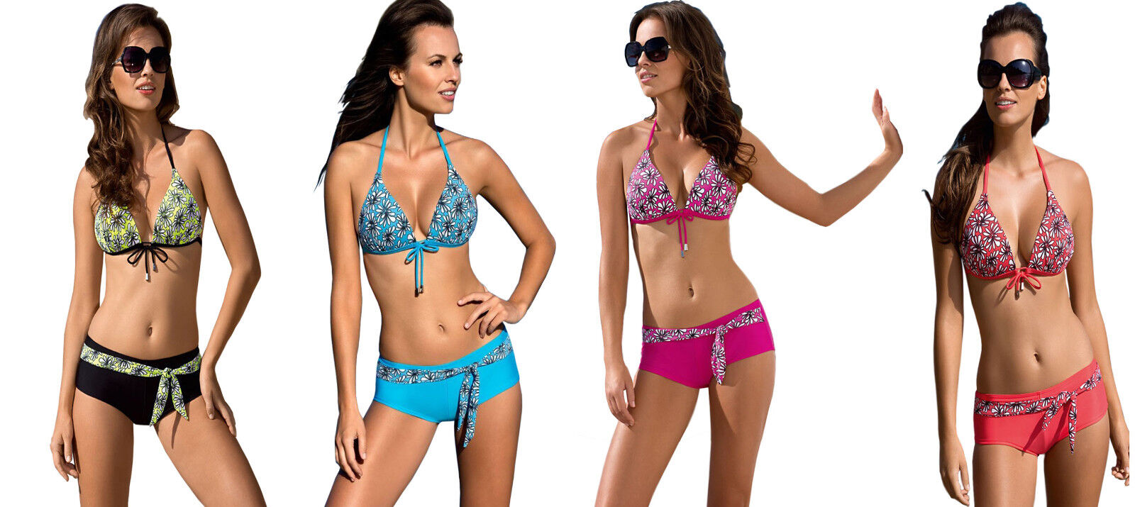 Verano Bikini Set Beach Swimsuit S33 - Made in EU