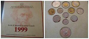 Repubblica-Italiana-Serie-Divisionale-Zecca-Italia-1999-FDC-Vittorio-Alfieri