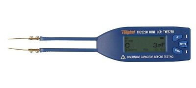 Mini Lcr Tweezer Meter Lcrzdqdcr 100hz125hz1khz10khz Accuracy 0.5