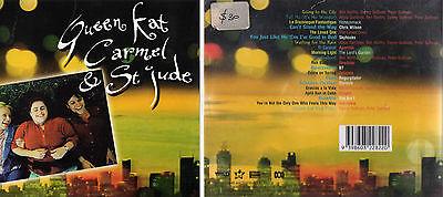 QUEEN KAT CARMEL & ST JUDE-OZ 20 TRK OST CD-ABC TV-CHRIS WILSON-DRAGON-YOU AM I (Carmel 20)