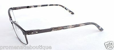 OAKLEY TAXED OX3182-0449 EYEGLASSES GLASSES OPTICAL EYE FRAME BROWN w/ Case