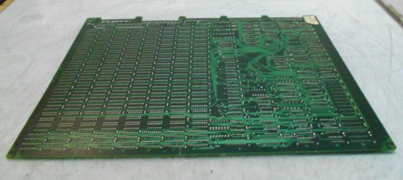 Gould Memory Module Prom PC Board, M506-000, Rev. C, Used