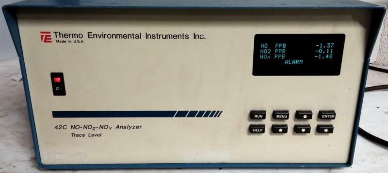 THERMO ENVIRONMENTAL INSTRUMENTS 42C NO-NO2-NOx  Analyzer