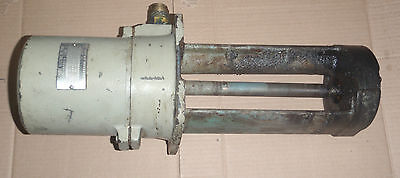 Fuji Electric 3 Phase Electric Oil Pump Vkp081avkpo81ajem 1242250w2p34b