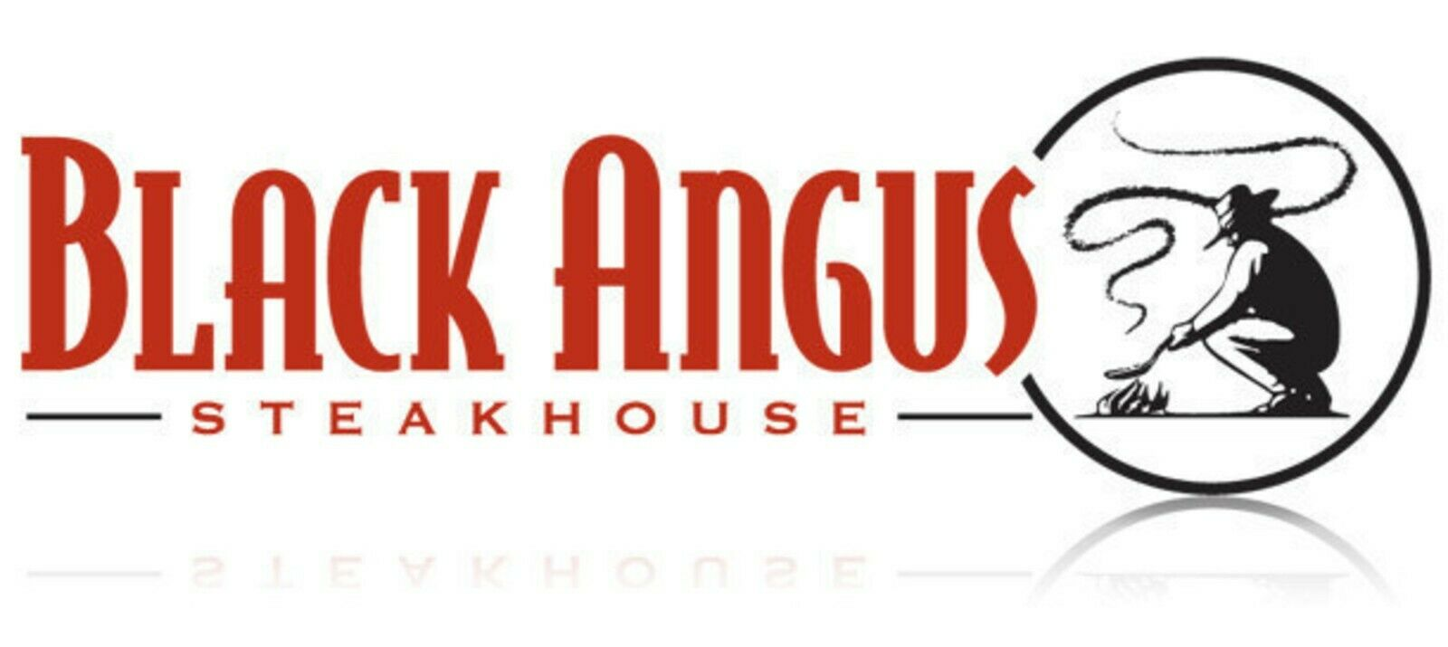 Black Angus Gift Vouchers 50 FREE Shipping  - $27.00
