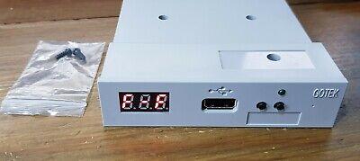 Amstrad Acorn BBC Commodore Sinclair Spectrum IBM PC Floppy disk GOTEK emulator