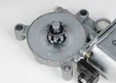 Power Window Motor fits 1992-1999 Pontiac Bonneville  ACDELCO GM ORIGINAL EQUIPM