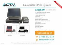 "15"" All in one Touch EPOS System suitable for Dry Cleaning / Launderette / Laundry"