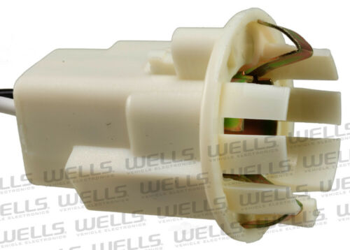 Turn Signal Lamp Socket WVE BY NTK 6S1084