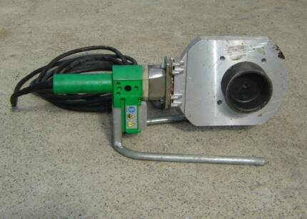 Aquatherm HDPE Plastic Pipe Socket Welder Heater Paddle 1400 Watt Greenbank Logan Area Preview