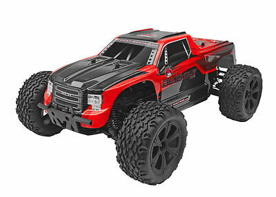 Redcat Racing Blackout XTE 1/10 Electric Monster Truck Red 1:10 Off Road RC Car