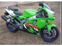 Kawasaki zxr-600 ninja f3