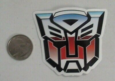 - Transformers sticker logo autobots skate cell laptop bumper decal
