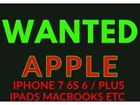 I BUY IPHONE 7 PLUS 6S 16GB 32GB 64GB 128GB 256GB UNLOCKED VODAFONE EE O2 rose gold jet black RED