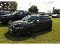 Audi A3 FSI Sportback S3 rep