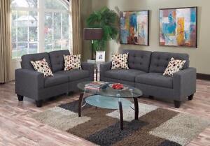 Causeuse + Sofa = $699  --- Livraison rapide