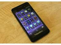 blackberry z10 on ee