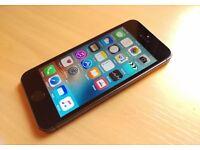 Apple iPhone 5S, Space Grey, 16GB, Unlocked