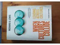 Richard D Lewis Book