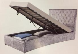 **BRAND NEW** Double bed storage frame