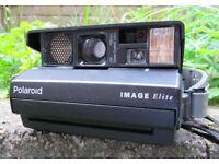 Polaroid Image Elite Instant Camera