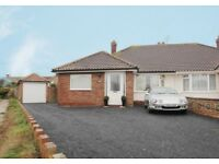 3 bedroom semi-detached bungalow to rent