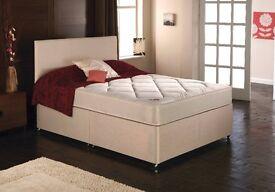 ****SALE SALE SALE- NEW DOUBLE DIVAN BED ONLY £99 SALE SALE SALE****