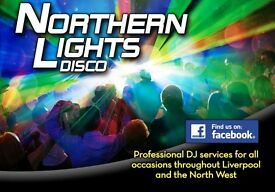 Northern Lights Disco - Professional DJ & Disco Services for all occasions