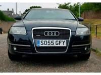 Very nice and lovely Audi A6 3.2 Quattro, 6 speed manual, 2005, LONG MOT