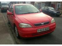 Wauxhall Astra 1.6 *Excelent Condition*