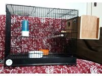 budgies nest boxes cages
