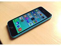 Apple iPhone 5C Blue, 8GB, Unlocked
