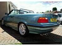 1997 BMW 328I CONVERTIBLE E36