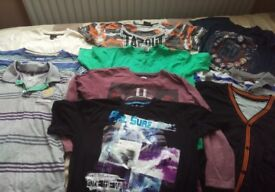 Boys Bundle Age 11-13 years Various Brands, some new, 26 Items