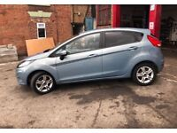 2010 FORD FIESTA 1.4 STYLE+, FULL SERVICE HISTORY, BLUETOOTH, MOT APRIL 2019