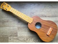 Soprano Ukulele Clifton IAN 74440 4 Nylon strings guitar