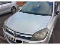 Vauxhall Astra Mk5 1.6 Bonnet Code: 2AU Breaking For Parts (2004)