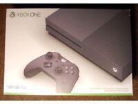 Storm Grey Xbox One S [NEW]