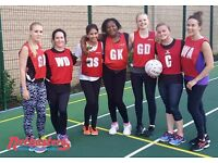 Charity netball tournament in Brixton - teams wanted!