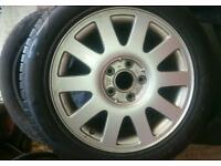 Audi 16inch spare alloy wheel