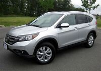 2014 Honda CR-V EX! Heated Seats! AWD! ONLY 21 KM!