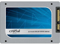 SSD Crucial 512GB 2.5 inch SATA III Solid State Drive Laptop / notebook / PC / desktop