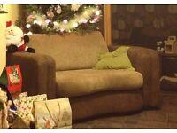 Seude affect small sofa