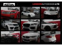 North West London Window Tinting *** Prices from £70.00 Car Wrapping from £500.00